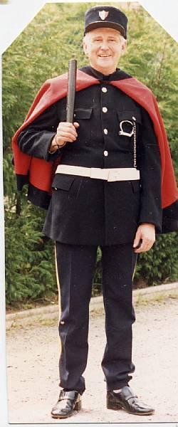 Victorian Policeman Uniform
