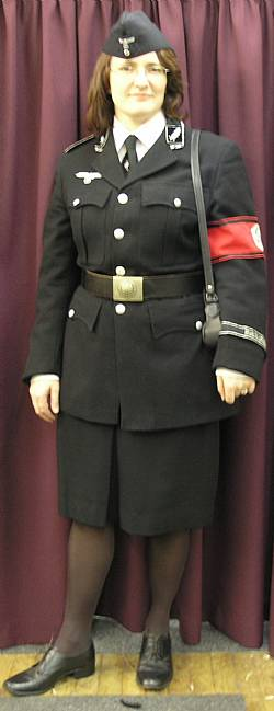 Gestapo Costume Hire From Vintage Years