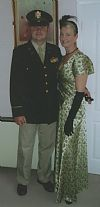 1940's, costume, hire, period, US AAC, wartime, uniforms, Goodwood revival, Pickering,