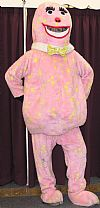costume, hire, period, funstuff, Mr. Blobby,
