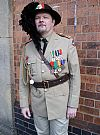 1940's,  costume, hire, period, allo allo, bertorelli, wartime, uniform, italian, Goodwood, Pickering,