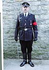 period, 1940's, costume, hire,  wartime, gestapo, uniform, german, Goodwood, Pickering,
