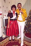 period, costume, hire, 1980's, Freddie Mercury,