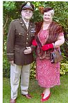 1940's, costume, hire, wartime, uniform, US officer, military,  Twinwood, Pickering, Goodwood revival, period,