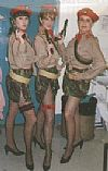 funstuff, hen night, rambo, group, costume,