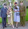 1940's, uniform, dresses, military, costume, period, hire, suit, Goodwood revival , Pickering, army, RAF,