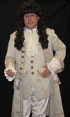 regency, period, costume, nobility, 17C, hire,