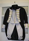 regency, military, period, costume, hire,