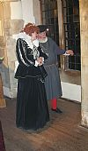 medieval,period, queen, chancellor, costume, period, hire,