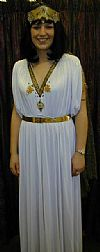 Cleopatra, ancient, egypt, queen, costume, period, hire,