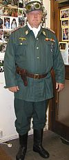 1940's, german, uniform, military, costume, period, hire,