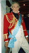 regency, military, costume, period, uniform, hire,