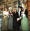 regency, costume, period, drama, group, hire,