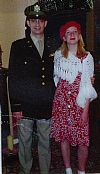 1940's, costume, period, US, couple, hire, dress, GI, Goodwood revival , Pickering,
