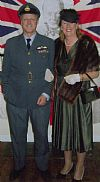 1940's, costume, period, dress, RAF, officer, hire, Goodwood revival , Pickering,