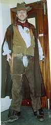 wild west, cowboy, marshall, sheriff, costume, period, hire,