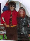 1970's, couple, costume, period, hire,