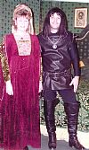 medieval, costume, period, couple, hire,