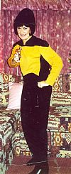 star treck, 1970's, starship enterprise, spaceage, costume, hire,