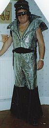 1970's, glam rock, gary glitter, costume, period, hire,