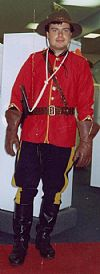 uniform, police, tv, film, drama, mountie, canada, costume, hire,