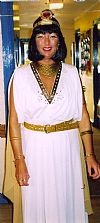 cleopatra, queen, egyptian, period, costume, hire,