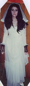 horror,halloween, vampire, bride of dracula, costume, hire,