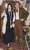 Lady Chatterly, gamekeeper,1920's, couple, period, costume,