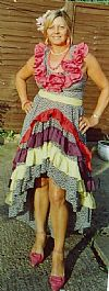 caribbean, dress, period, costume, hire,