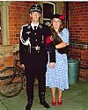1940's,, miltary ,wartime, , uniform, period, costume, hire, Goodwood revival, Pickering,