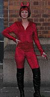 devil, halloween, horror,costume, hire,