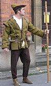 medieval, robin hood, archer,costume, period, fable, loxley, period, hire,