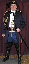 wild west, military, uniform, period, costume, cavalry, hire,