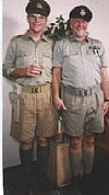 1940's, army, air force, tropical, middle east, uniform, military, Goodwood revival , Pickering, period, costume, hire,