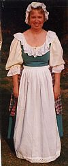 medieval, wench,  period, costume, hire,