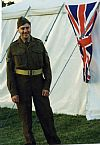army, battledress, sgt, tommie, uniform, military, 1940's, Goodwood revival , Pickering, period, costume, hire,