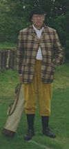 1920's, golfer, period, costume, suit, hire,