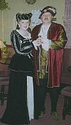 medieval, elizabethan, tudor,king, queen,costume period, couple, hire,