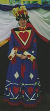 Queen of Hearts,  funstuff, costume, hire,