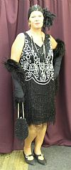1920's, costume, flapper, hire, period,