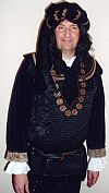 Sheriff of Nottingham, costume, hire, period, medieval,