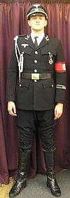 costume, german, 1940's, period, hire, military, WW2, uniform, Goodwood revival, Pickering,