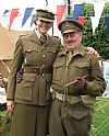 costume, hire, uniform, period, army, ATS, wartime, 1940's, Goodwood revival, Pickering,