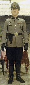 Allo allo, film, television,  Colonel, costume, hire, period, Wermacht, uniform, 1940's, military,Goodwood revival, Pickering,